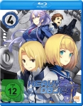 Heavy Object  - Vol 4 (Episode 19-24) (Blu-ray)