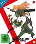 Anti-Magic Academy - Test-Trupp 35 - Volume 1 - Episode 1-4 (Blu-ray)