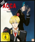 ACCA - 13 Inspection Dept. - Volume 1 - Episode 1-4