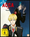 ACCA - 13 Inspection Dept. - Volume 1 - Episode 1-4 (Blu-ray)