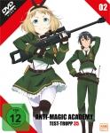 Anti-Magic Academy - Test-Trupp 35 - Volume 2 - Episode 5-8