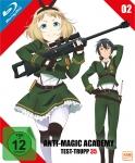 Anti-Magic Academy - Test-Trupp 35 - Volume 2 - Episode 5-8 (Blu-ray)