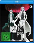 K - Return of Kings - Volume 3 - Episode 10-13 (Blu-ray)