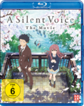 A Silent Voice – Blu-ray