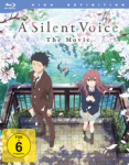 A Silent Voice – Blu-ray Deluxe Edition