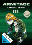 Armitage III Complete Edition – 2 Movies & 4 OVAs – DVD