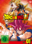 Dragonball Super – DVD Box 1