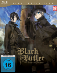 Black Butler: Book of the Atlantic – Blu-ray