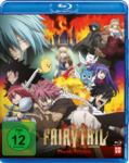 Fairy Tail – The Movie: Phoenix Priestess – Blu-ray