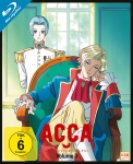 ACCA - 13 Territory Inspection Dept. - Volume 3 - Episode 9-12 (Blu-ray)