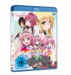 To Love Ru – Darkness 2nd – 4. Staffel – Blu-ray Vol. 4