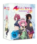 To Love Ru – Darkness 2nd – 4. Staffel – DVD Vol. 4 – Limited Edition mit Sammelbox