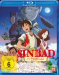 Die Abenteuer des jungen Sinbad – Die Trilogie – Gesamtausgabe – Blu-ray