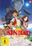 Die Abenteuer des jungen Sinbad – Die Trilogie – Gesamtausgabe – DVD