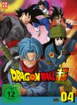 Dragonball Super – 4. Arc: Trunks aus der Zukunft – DVD Box 4