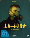 La Zona - Do Not Cross- Staffel 1 – Blu-ray