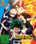 My Hero Academia – 2. Staffel – DVD Box 2