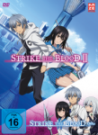 Strike the Blood Second / Strike the Blood OVAs – DVD