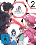 Sword Art Online Alternative: Gun Gale Online – Blu-ray Vol. 2