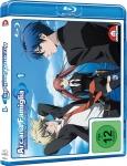 Arcana Famiglia - Blu-Ray Vol.1