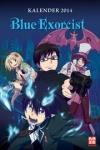 Blue Exorcist - Wandkalender 2014
