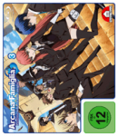Arcana Famiglia - Blu-ray Vol.3