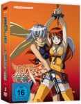 Burst Angel - Gesamtausgabe - DVD - Collectors Edition