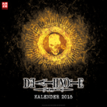 Death Note - Wandkalender 2015