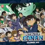 Detektiv Conan - Wandkalender 2015
